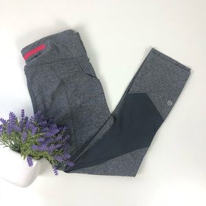 Lululemon Run for Fun Crop Pants